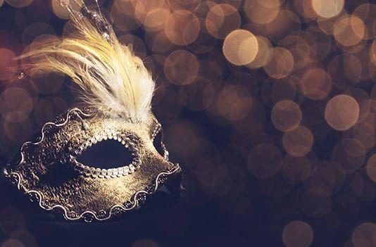 Mask tarot