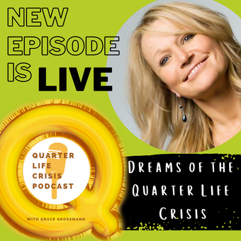 Kari Hohne and Grace Grossmann discuss dreams of 20 year olds.