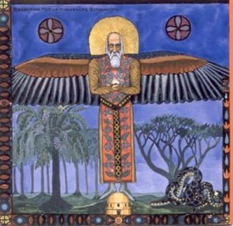painting of jung archetypes