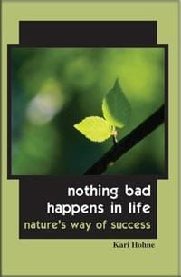 Nothing bad happens in life book by Kari Hohne