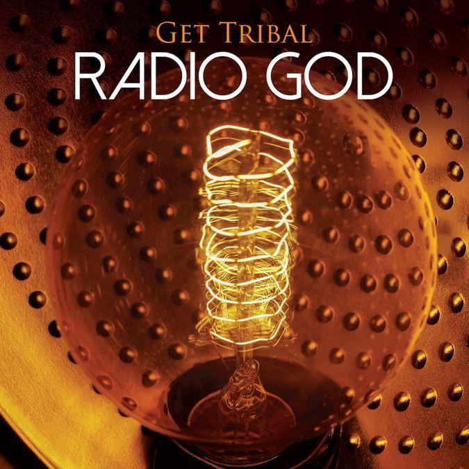 Radio god get tribal album cover artwork