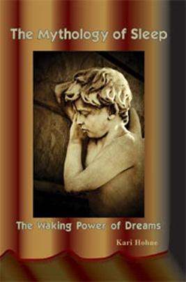 The mythology of sleep book cover