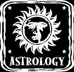 Astrology logo sun