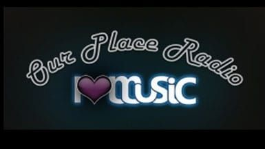 Our Place Radio I Heart Music Logo