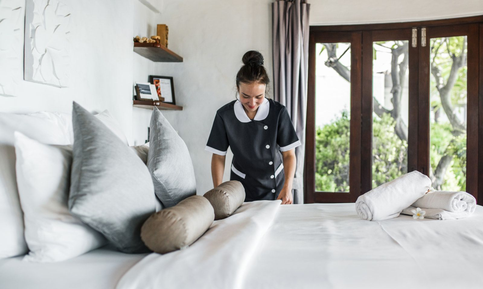 Liability for Employment Claims? - Hotel Cleaning Services