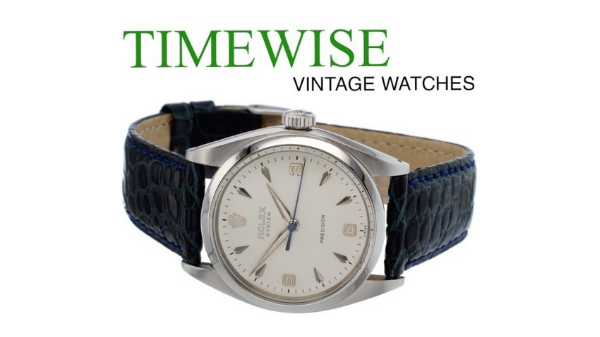 Timewise Vintage Watches Primary