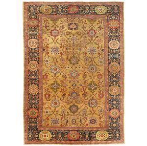 Ref. 9030 - Antique Ziegler Carpet, Persia, circa 1883 - 577 x 395 cm