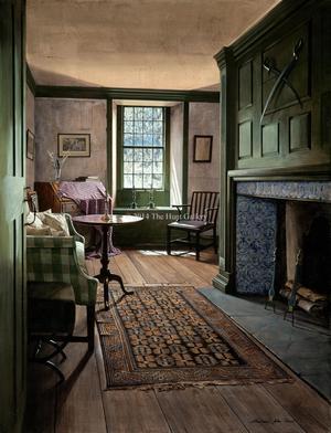 The Retreat by Michael John Hunt