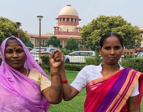 image of adivasi women in India