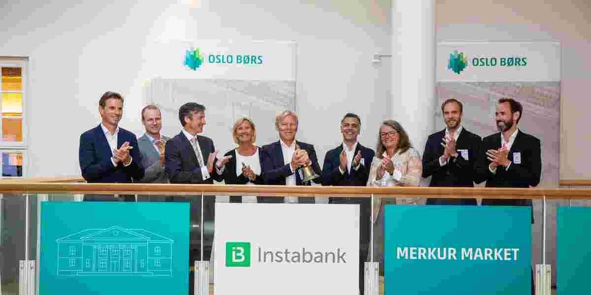 Instabank Oslo børs