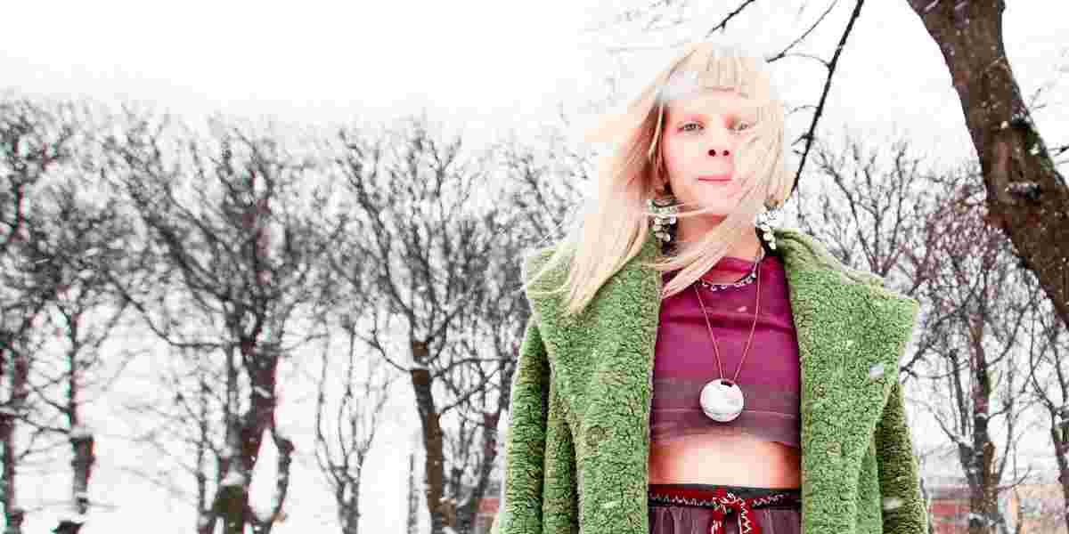 """Aurora er ute med ny singel """"Animal"""""""