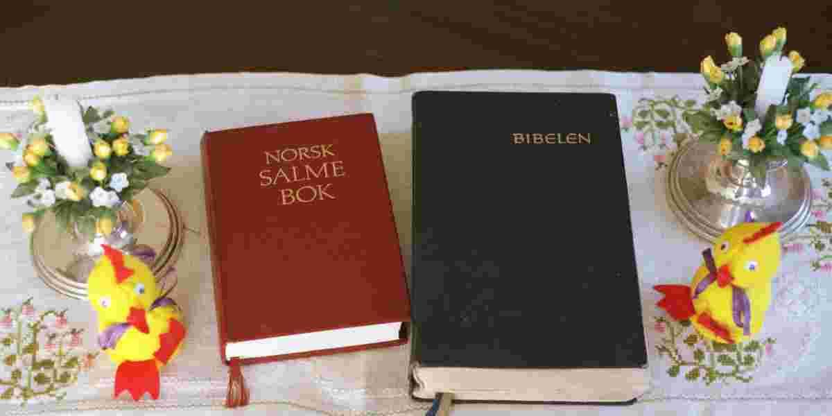 Bibelen og Norsk salmebok