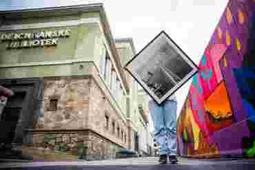 Digitalisering av historiske bilder