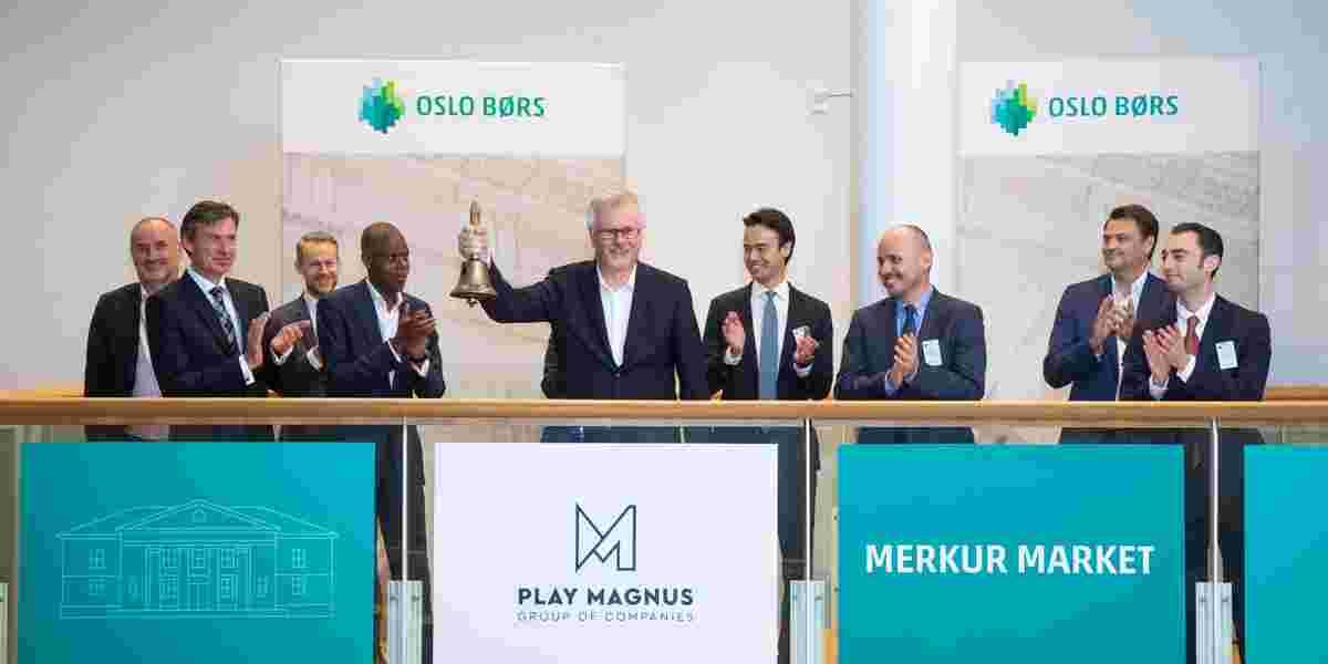 Play Magnus på Oslo børs