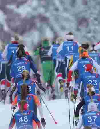 Norgesmesterskapet på ski på Gåsbu