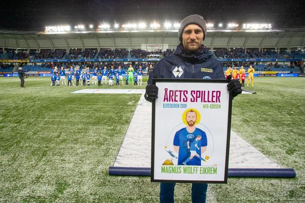 Årets spiller