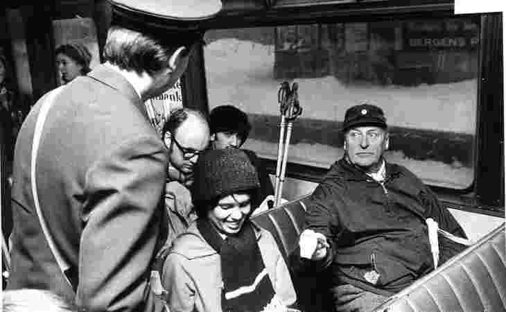 Norgeshistorien i bilder