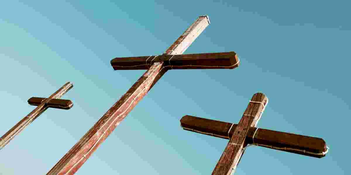 Tre kors påske