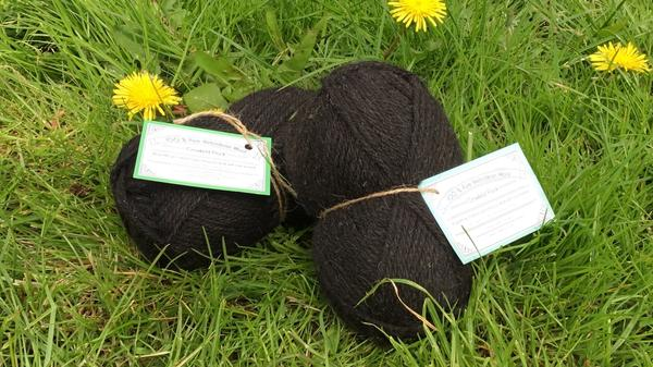 Lambs Wool in Aran now available in our Etsy shop - limited edition run