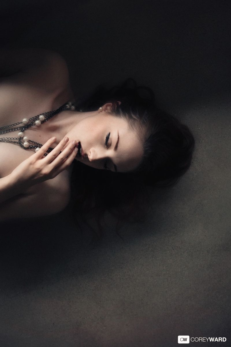Photo of Christy by Corey Ward