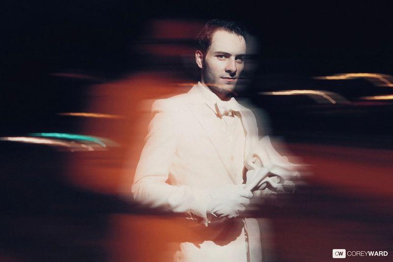 Photo of Magnus Valtias by Corey Ward