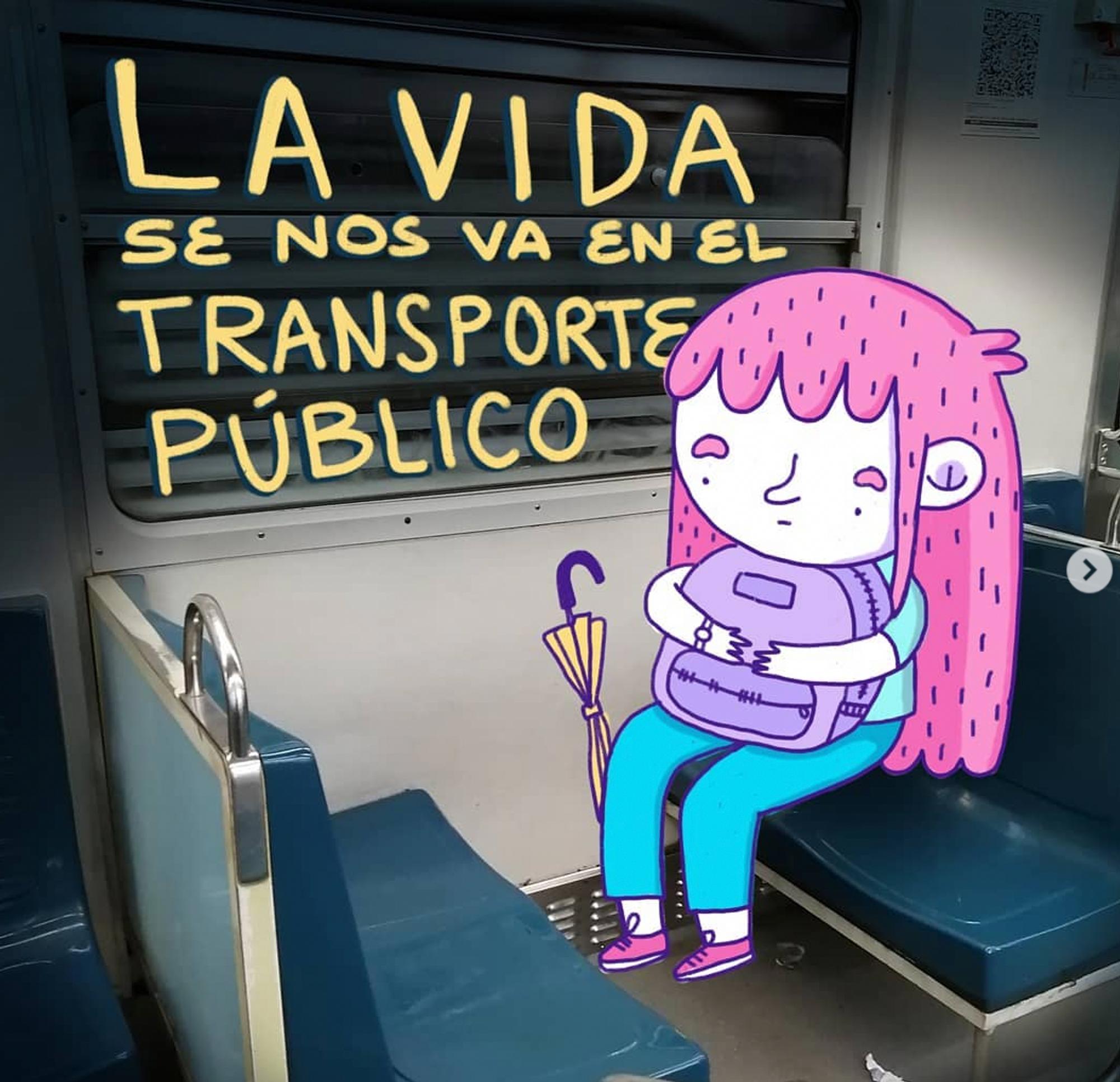 Metro ilustrado