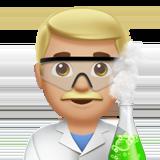 Mannlig forsker