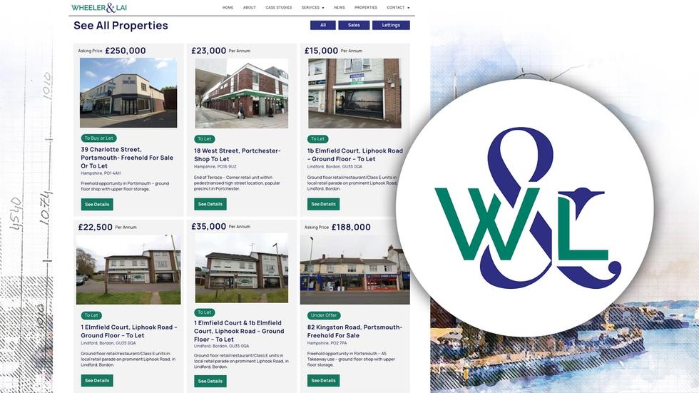 wheeler and lai property listing design