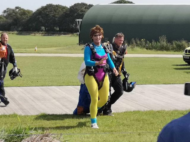 Henry Skydive