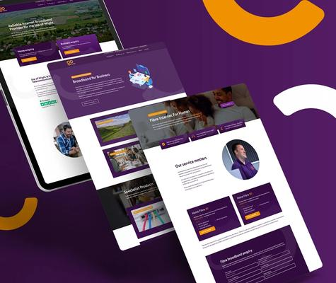 Go Internet web design
