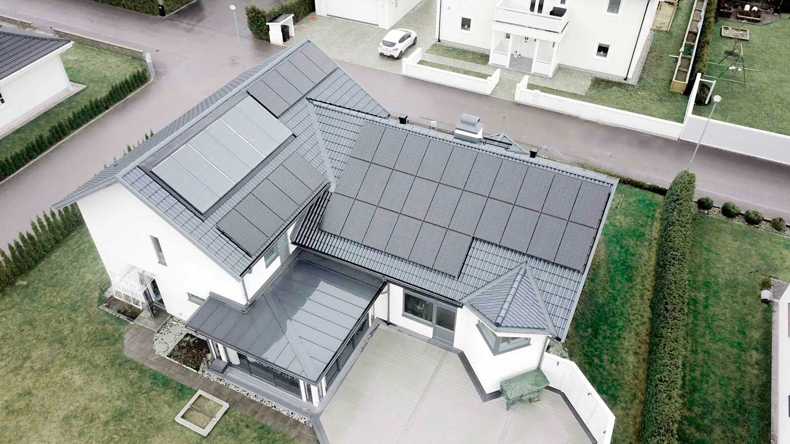 planning permission solar panels
