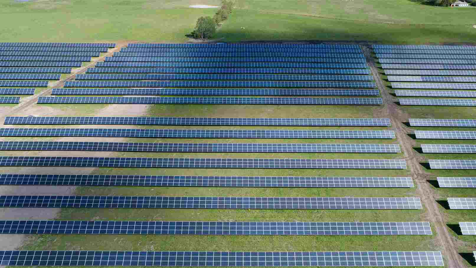 que es un parque solar