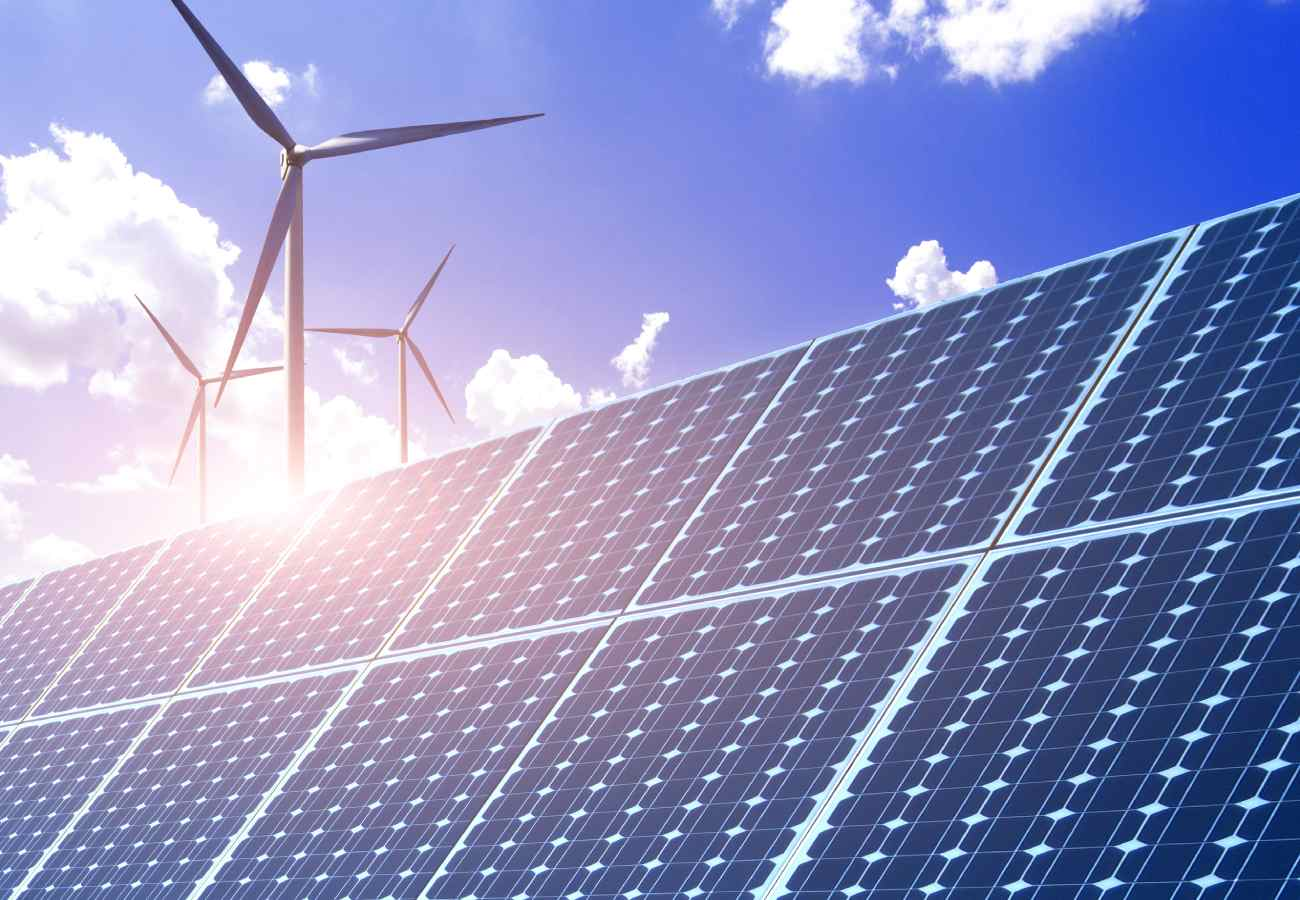 tipos de energias renovables