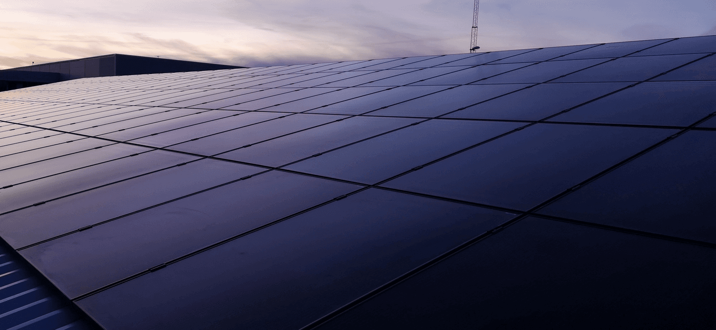 svea solar - solar panels on a roof