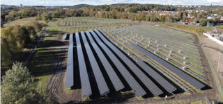 Göteborg solar park