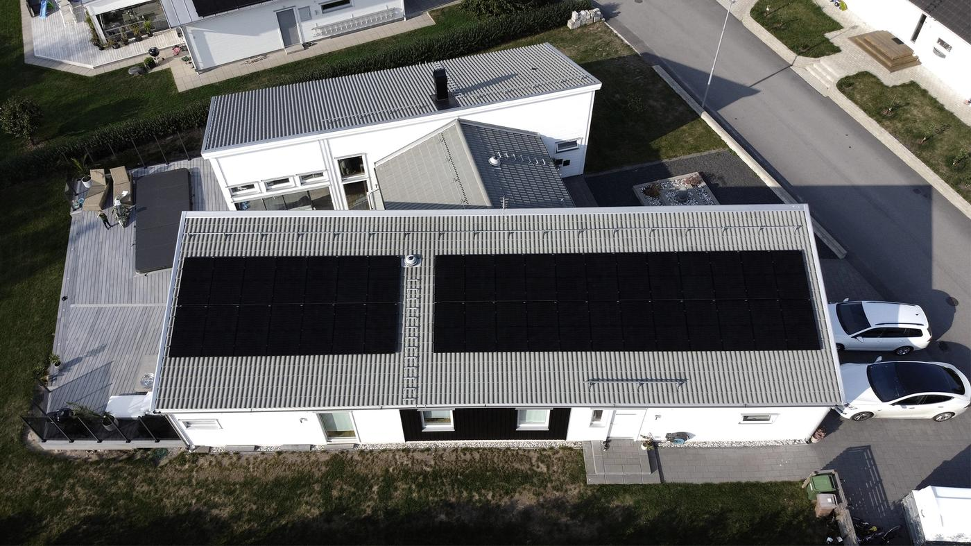 Installera Solceller Laddbox Karlskrona
