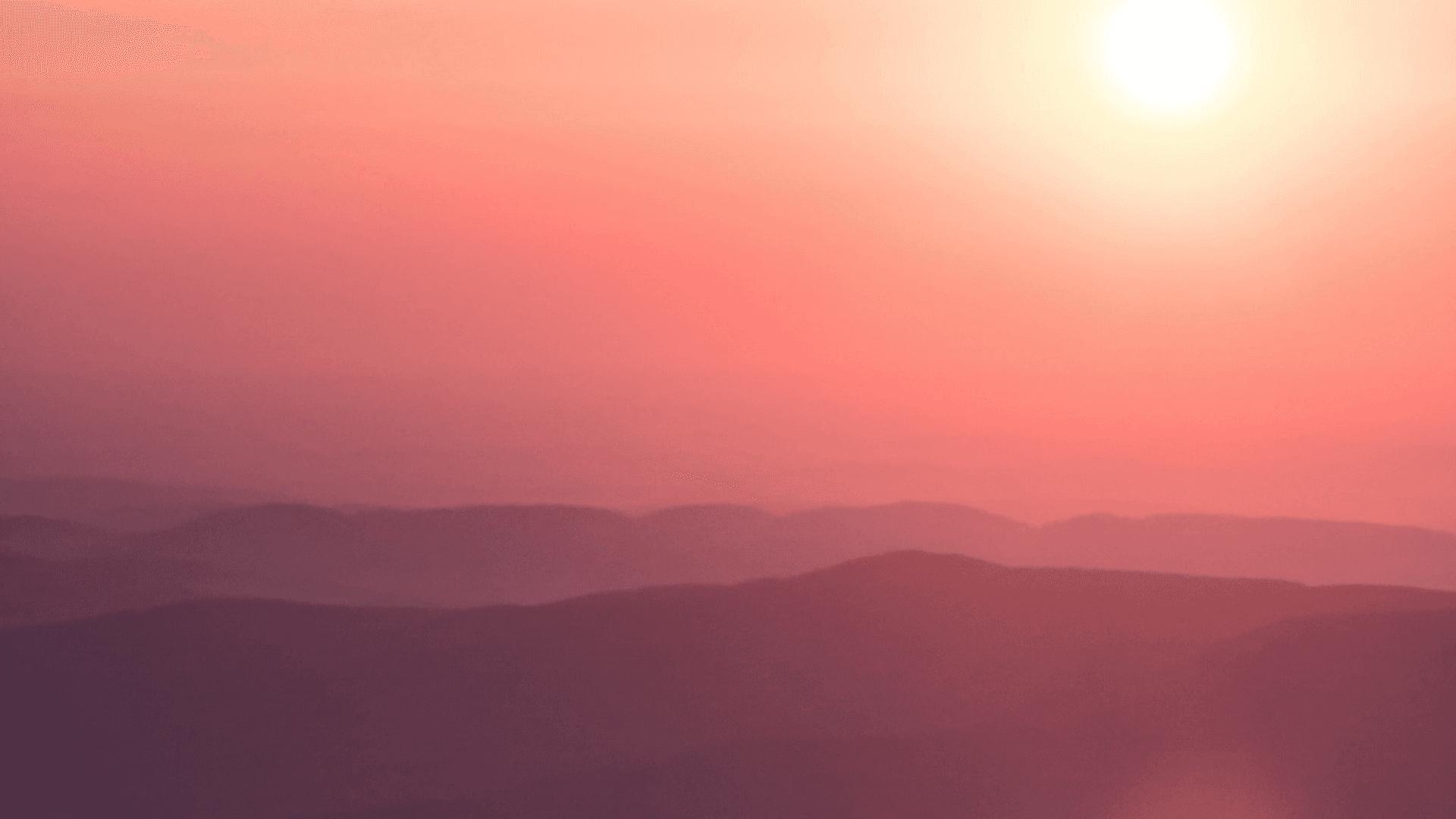 svea solar - solnedgång