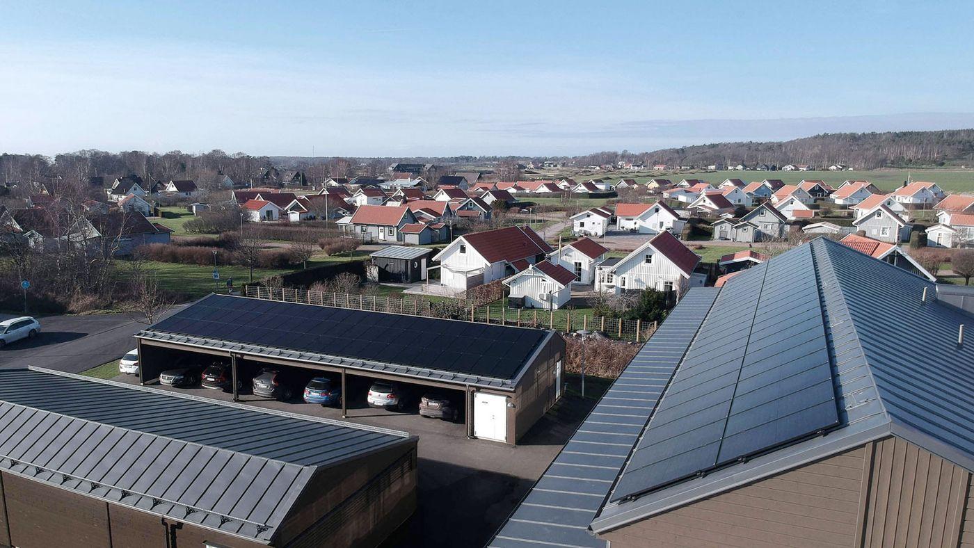 Vilken miljöpåverkan har solenergi?
