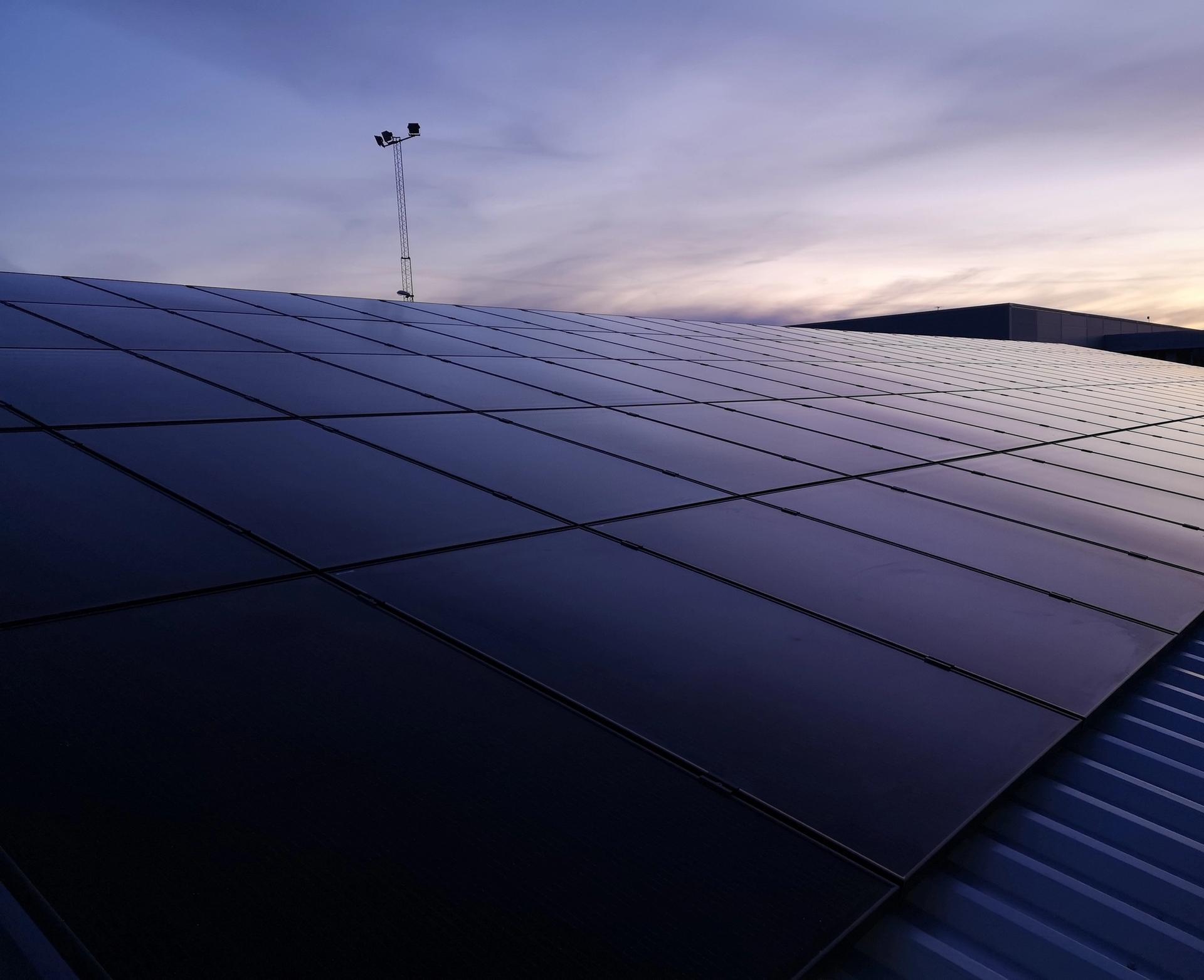 Instalación placas solares España