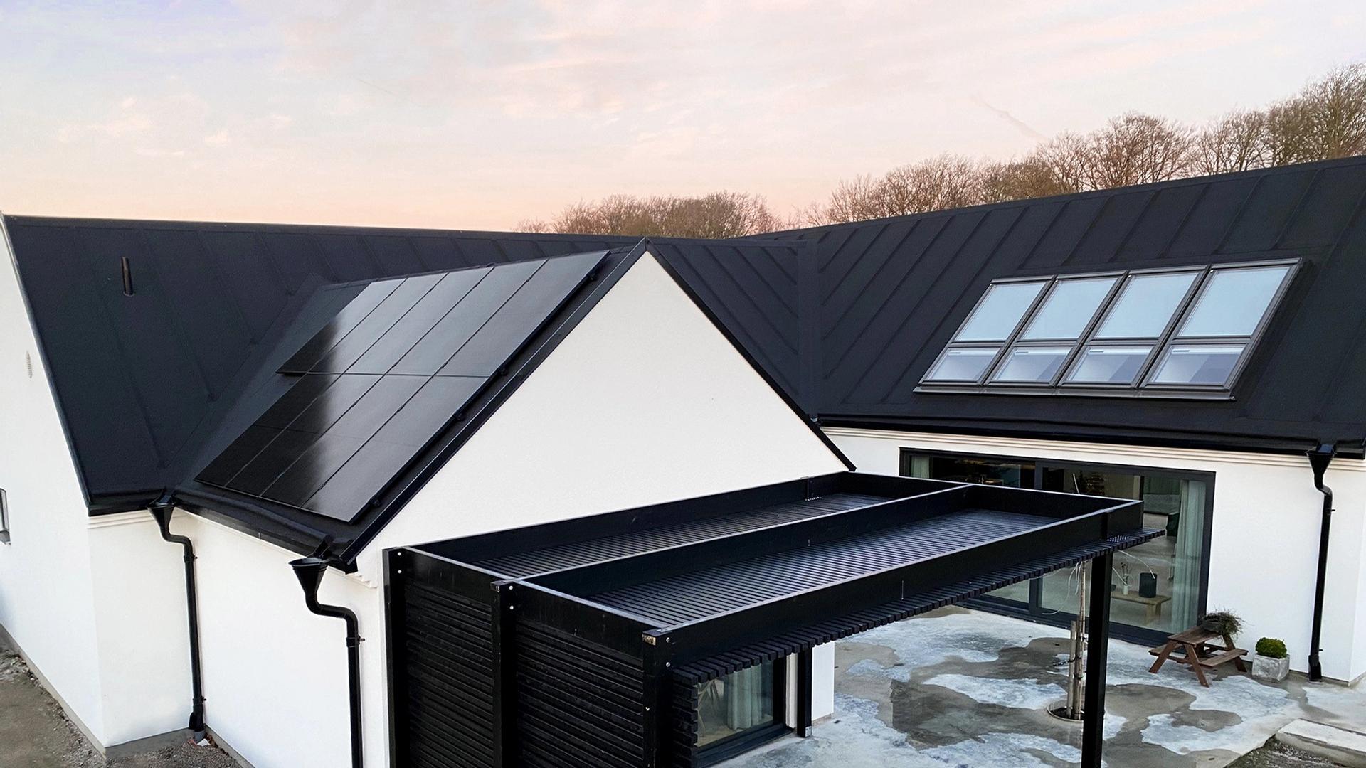 Installera Solceller Design Sölvesborg