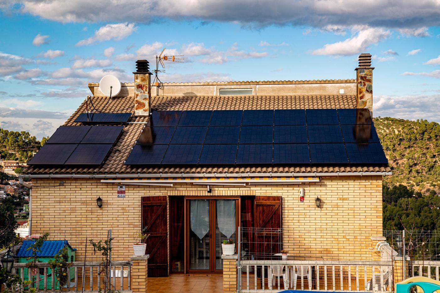 Cliente de placas solares