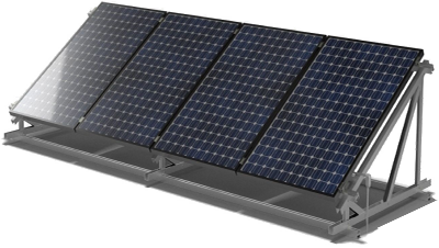 solar panels park