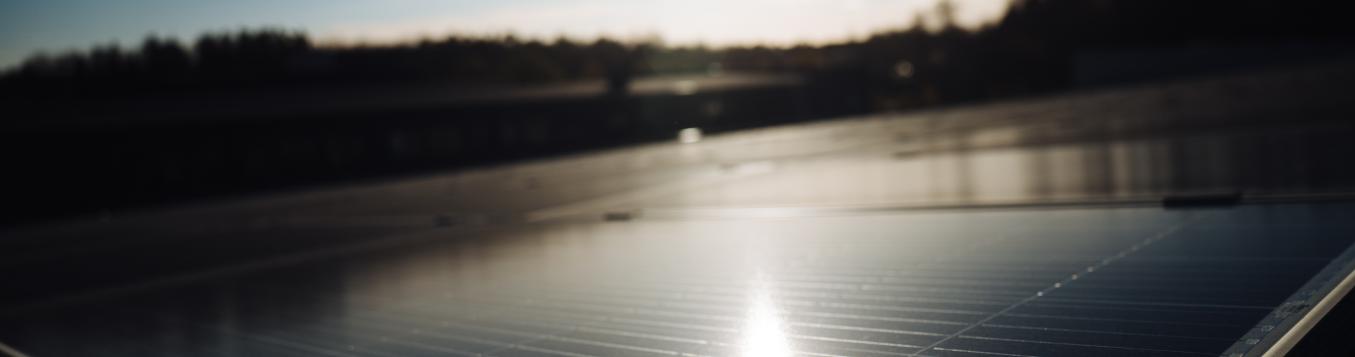 Svea solar - aesthetic solar park