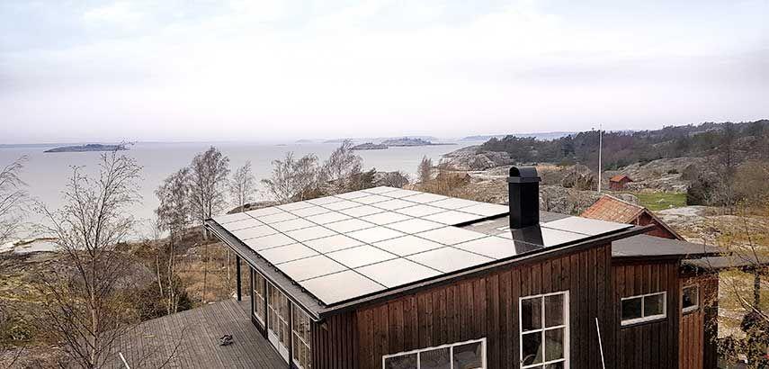 vad kostar solceller