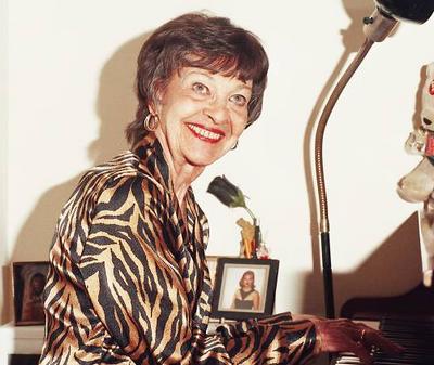 My New York: Barbara Maier Gustern, voice coach