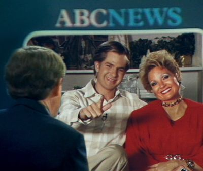 'The Eyes of Tammy Faye' Star Andrew Garfield is an Eager Preacher