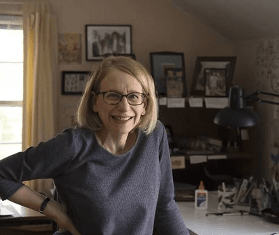 Roz Chast on her new book Going Into Town