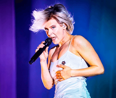 Robyn turned Madison Square Garden into a queer temple