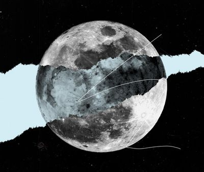 The August 2021 Full Blue Moon will Log You Back Into the Matrix