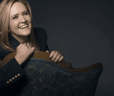Samantha Bee talks Full Frontal and making political TV great—again